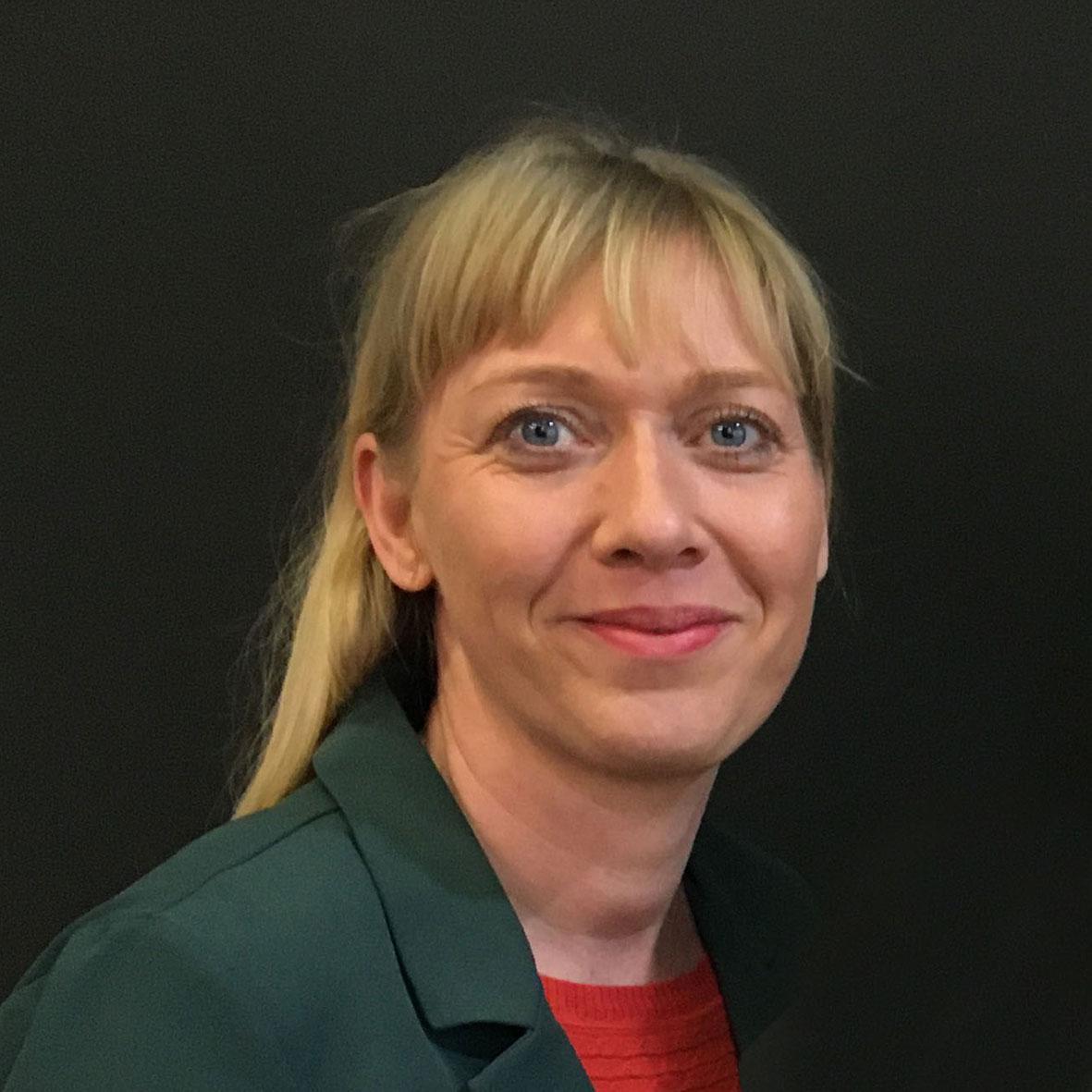 Nicole Schmidt Stellvertretende Vorsitzende Registrars Deutschland